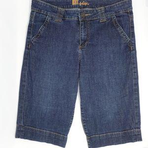 Kut From The Kloth Denim  Bermuda Shorts 10